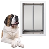 PlexiDor Performance Pet Door XL DogWatch.dk