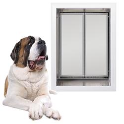 PlexiDor Performance Pet Door XL DogWatch.dk