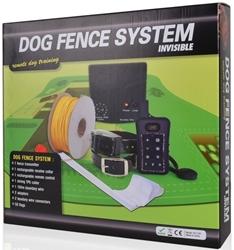 TrainerTec DF-113R Usynligt Hundehegn med Fjernbetjening